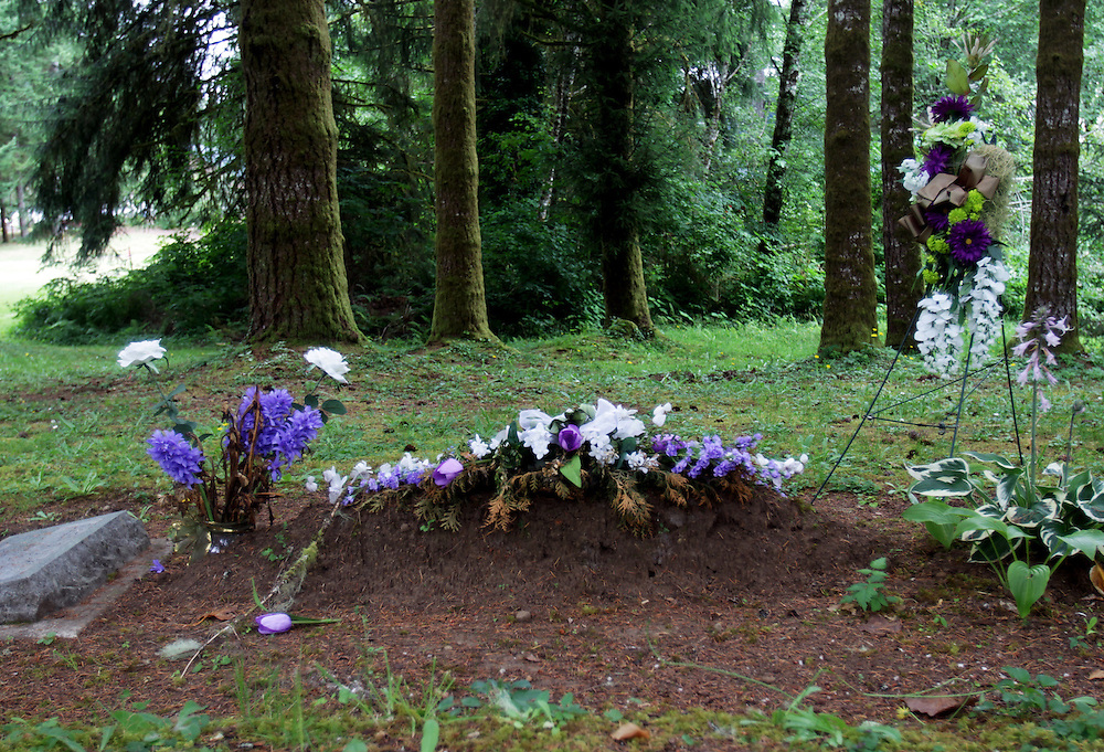 The Siletz reservation is quiet, most days, especially the graveyard near the tribal offices...Bud Lane is the only remaining fluent speaker in the native language of the Siletz tribe in Western Oregon. Working with a team at Swarthmore College, Lane recorded a Siletz Dee-ni talking dictionary. Until earlier this year, it was only for tribal use, an internally focused cultural project. Then, in February, the tribe allowed Siletz to go global, on the web.