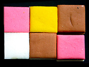 sweets and colours, Liquorice allsorts