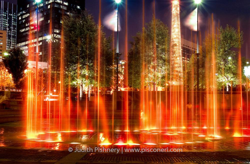 Atlanta, Centennial Olympic Park, Georgia