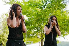 Concert du groupe Mong aux Eyzies