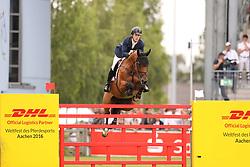 Brash, Scott (GBR) Ursula XII<br /> Aachen - CHIO 2016<br /> <br /> © Stefan Lafrentz