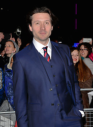 David Oates attends The 10th What's On Stage Awards at The Prince Of Wales Theatre, London on Sunday 15  February 2015