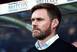 Scunthorpe United manager Graham Alexander - Mandatory by-line: Matt McNulty/JMP - 11/11/2017 - FOOTBALL - Glanford Park - Scunthorpe, England - Scunthorpe United v Bristol Rovers - Sky Bet League One