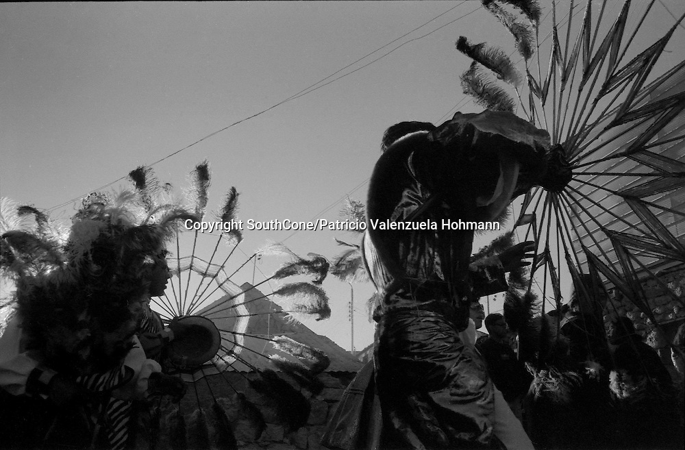 Ayquina 2004.<br />