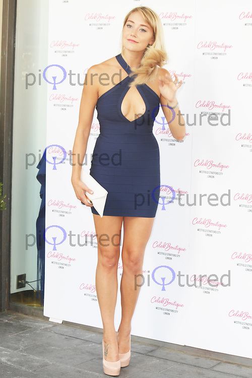 Melissa Wells, Celeb Boutique - Store Launch Party, Westfield Stratford City, London UK, 25 July 2013, (Photo by Brett Cove)