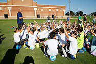 July 18, 2016: Elite Soccer Camp is held at Casady High School in Oklahoma City, Oklahoma.