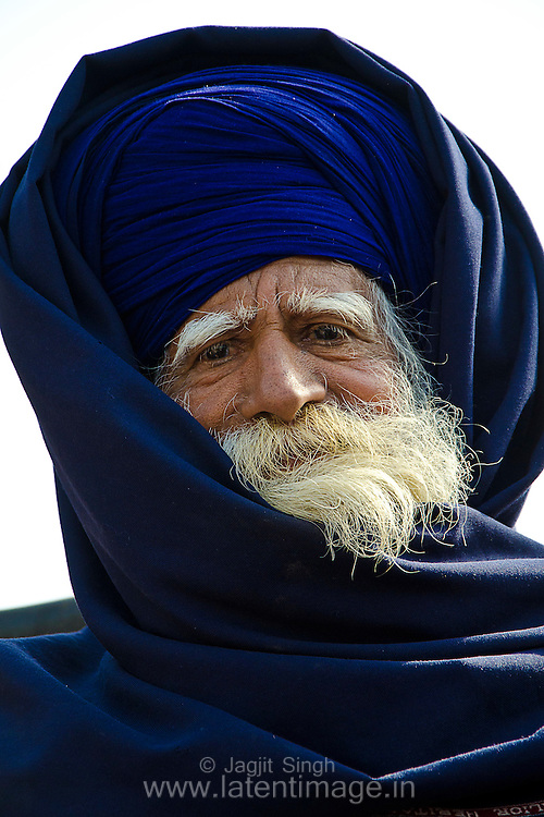 Elderly Nihang