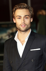 Douglas Booth, Pride And Prejudice And Zombies - European Film Premiere,  Leicester Square, London UK, 1 February 2016, Photo by Richard Goldschmidt /LNP © London News Pictures