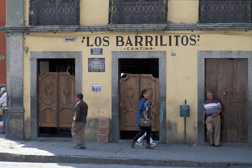 Cantina,Los Barrilitos, Guanajuato, Mexico