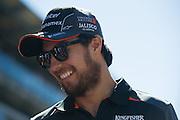 September 3-5, 2015 - Italian Grand Prix at Monza: Sergio Perez (MEX), Force India