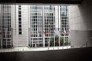Belgie, Brussel, 28-7-2012Gebouw van het Europees parlement.Foto: Flip Franssen/Hollandse Hoogte