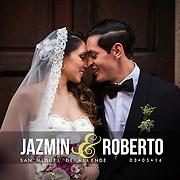 Boda Jazmin+Roberto