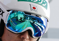 29.12.2015, Schattenbergschanze, Oberstdorf, GER, FIS Weltcup Ski Sprung, Vierschanzentournee, Probedurchgang, im Bild Daiki Ito (JPN) // Daiki Ito of Japan during his Trial Jump for the Four Hills Tournament of FIS Ski Jumping World Cup at the Schattenbergschanze, Oberstdorf, Germany on 2015/12/29. EXPA Pictures © 2015, PhotoCredit: EXPA/ Peter Rinderer