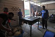 Lavinio (Roma), 04/07/2010: La comunità Indiana Sikh originaria del Punjab si incontra per la preghiera della domenica nel tempio Gurdwaea Gobind Sar Sahib - The Indian Sikh community native of Punjab meets for prayer in the temple on Sunday Gurdwaea Sar Gobind Sahib