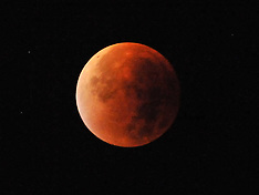 Lunar Eclipse Moon 28/09/2015