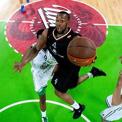 20111201: SLO, Basketball - Euroleague, KK Union Olimpija vs Montepaschi Siena