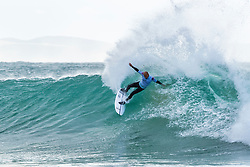 11X World Champion Kelly Slater (USA) will surf in Round 2 of the 2018 Corona Open J-Bay after placing third in Heat 3 of Round 1 at Supertubes, Jeffreys Bay, South Africa.