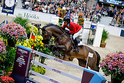 Madden Beezie, USA, Breitling<br /> Jumping Final Round 2<br /> Longines FEI World Cup Finals Jumping Gothenburg 2019