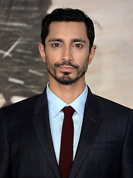 Riz Ahmed attending the Rogue One: A Star Wars Story Premiere, at the Tate Modern, London. Picture Credit Should Read: Doug Peters/EMPICS Entertainment