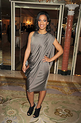 Freema Agyeman at the 2009 South Bank Show Awards held at The Dorchester, Park Lane, London on 20th January 2009.