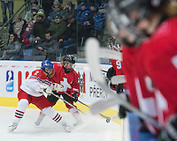 PREROV, CZECH REPUBLIC - JANUARY 08: Switzerland v Czech Republic preliminary round - 2017 IIHF Ice Hockey U18 Women's World Championship. (Photo by Steve Kingsman/HHOF-IIHF Images)