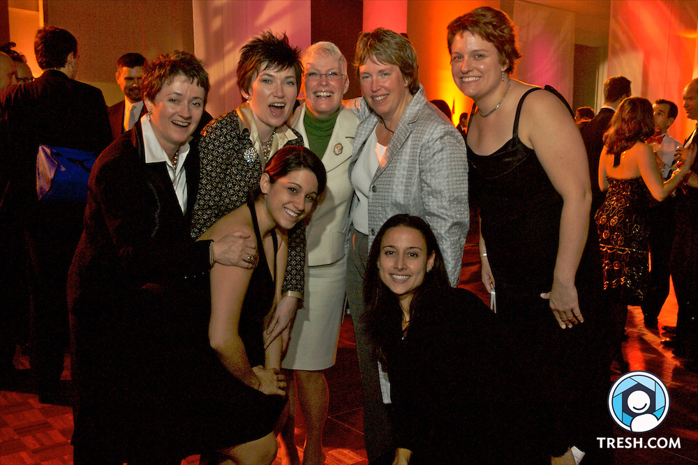 Guests at the Tenth Annual HRC National Dinner