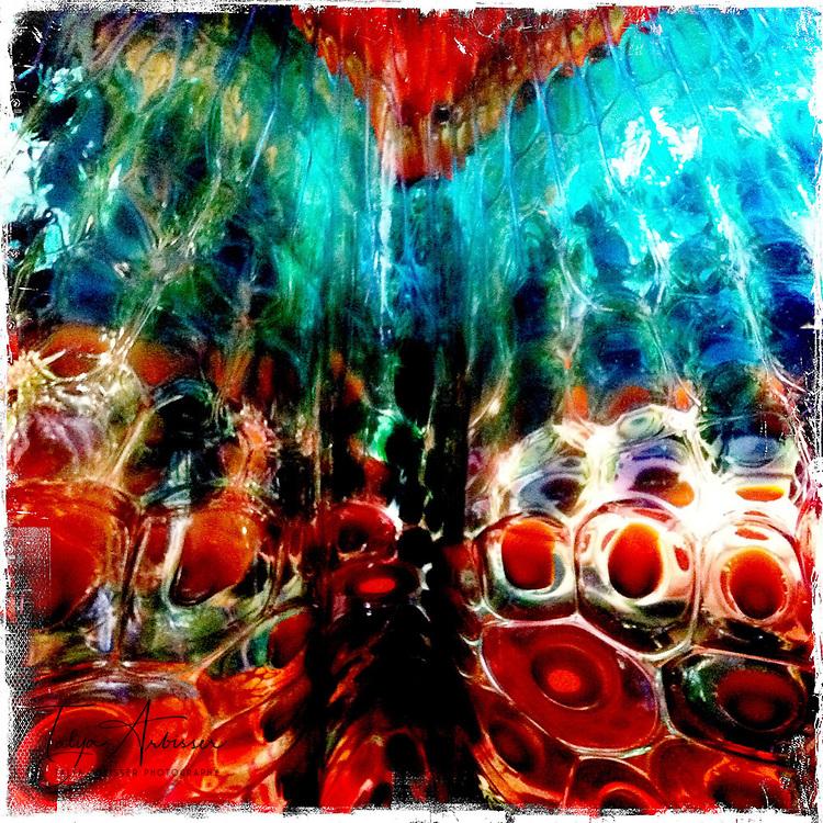 Abstract glass 2 - Houston, Texas