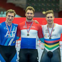 27-12-2019: Wielrennen: NK Baan: Alkmaar <br />Alle kampioenen