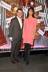 JUSTIN FORSYTH Chief Executive of Save The Children and SAMANTHA CAMERON at A Night of Funk & Soul in aid of Save The Children held at The Roundhouse, Camden, London on 20th March 2013.