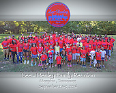 Lee-Henley 2016 Family Reunion