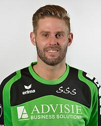 19-10-2015 NED: Teampresentatie Advisie-SSS, Barneveld<br /> Selectie 2015-2016 SSS Barneveld / Johan Oosting #6 of SSS