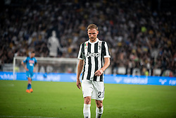 April 22, 2018 - Turin, Piedmont/Turin, Italy - Howedes durig the Serie A match Juventus FC vs Napoli. Napoli won 0-1 at Allianz Stadium, in Turin, Italy 22nd april 2018 (Credit Image: © Alberto Gandolfo/Pacific Press via ZUMA Wire)