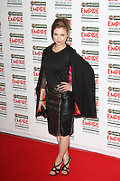 MyAnna Buring, Jameson Empire Film Awards, Grosvenor House Hotel, London UK, 24 March 2013, (Photo by Richard Goldschmidt)