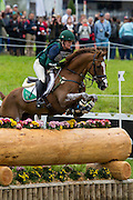 Clare Abbott, (IRL), Euro Prince - Eventing Cross Country test- Alltech FEI World Equestrian Games™ 2014 - Normandy, France.<br /> © Hippo Foto Team - Leanjo de Koster<br /> 30/08/14