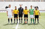 June 25, 2016: OKC Energy FC U23 plays Saint Louis FC U-23 in a USL PDL game at Taft Stadium in Oklahoma City, Oklahoma.