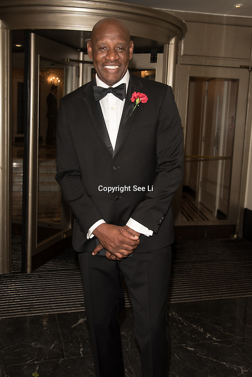 Shane Wallace attend the Rainbows Celebrity Charity Ball at Dorchester Hotel on June 1, 2018 in London, England.