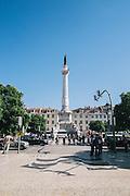 Rossio Square (Pedro IV Square), Lisbon