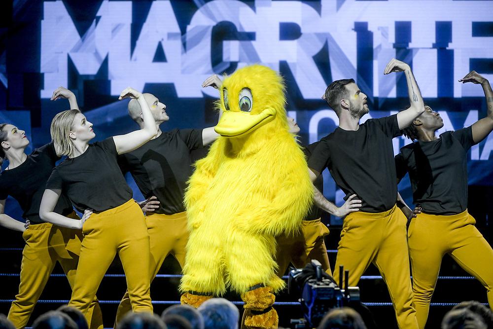 Magritte du Cinéma 2019 - RTBF - Ceremonie - 02022019 #magritteducinema