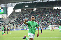 Joie de Kevin Monnet Paquet (saint etienne)<br /> <br /> SOCCER : Saint Etienne vs Caen - League 1 - 02/26/2017<br /> <br /> Norway only
