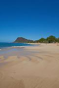 Nanakuli Beach, Leeward Coast, Oahu, Hawaii
