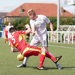 Edinburgh City v Albion Rovers, Scottish League Two, 4 August 2018,