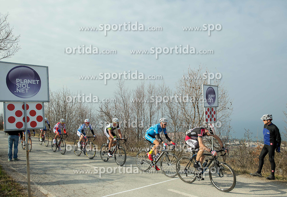 Markus Eibegger of Synergy Baku Cycling Project (AUT) during UCI Class 1.2 professional race 2nd Grand Prix Izola, on March 1, 2015 in Izola / Isola, Slovenia. Photo by Vid Ponikvar / Sportida