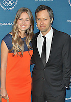 LONDON - July 26: Lauren Bush-Lauren & David Lauren at the U.S. Olympic Committee Benefit Gala (Photo by Brett D. Cove)