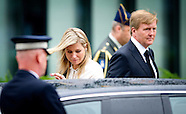 KING WILLEM ALEXANDER AND QUEEN MAXIMA ATTENT SPECIAL