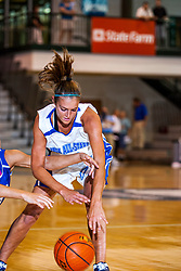 18 June 2011: Emily Beoletto at the 2011 IBCA (Illinois Basketball Coaches Association) girls all star games.