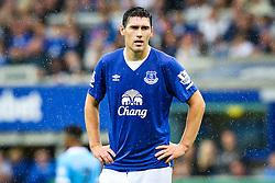 Everton's Gareth Barry  - Mandatory byline: Matt McNulty/JMP - 07966386802 - 23/08/2015 - FOOTBALL - Goodison Park -Everton,England - Everton v Manchester City - Barclays Premier League