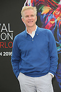 """MONTE-CARLO, MONACO - JUNE 13:  Matthew Modine attends """"Stranger Things"""" Photocall as part of the 56th Monte Carlo Tv Festival at the Grimaldi Forum on June 13, 2016 in Monte-Carlo, Monaco.  (Photo by Tony Barson/FilmMagic)"""