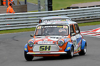 #50 Shayne Deegan Mini Miglia during the Dunlop Mini Miglia Challenge at Oulton Park, Little Budworth, Cheshire, United Kingdom. August 20 2016. World Copyright Peter Taylor/PSP.