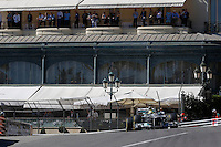 MOTORSPORT - F1 2013 - GRAND PRIX OF MONACO / GRAND PRIX DE MONACO - MONTE CARLO (MON) - 23 TO 26/05/2013 - PHOTO JEAN MICHEL LE MEUR / DPPI - ROSBERG NICO (GER) - MERCEDES GP MGP W04 - ACTION