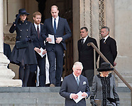 Royals Attend Grenfell Tower Memorial Service